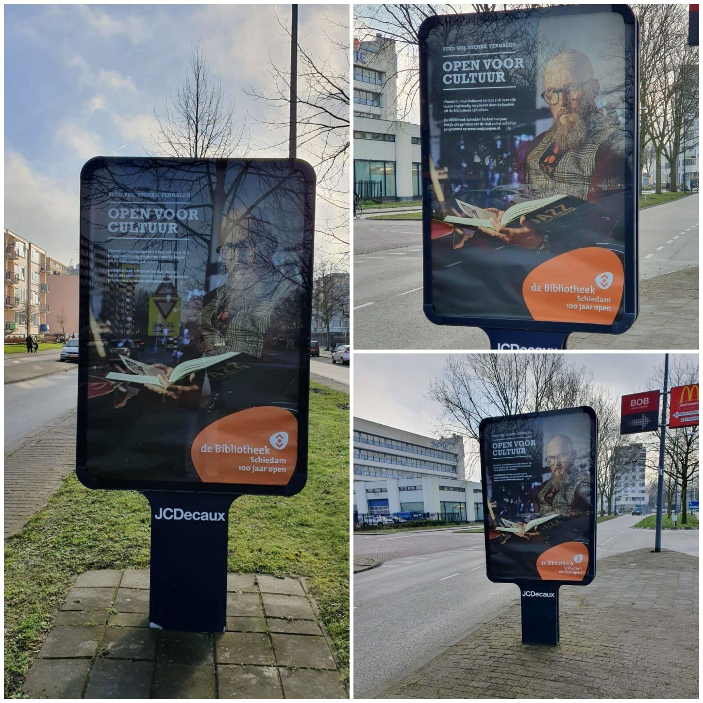 100 Jaar Open Schinkelshoek Communicatie Reclameburo In Ridderkerk